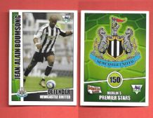 Newcastle United Jean-Alain Boumsong 150 (MPS)